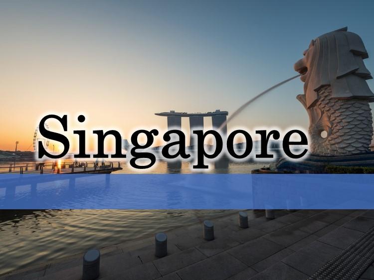 シンガポール進出ブログ